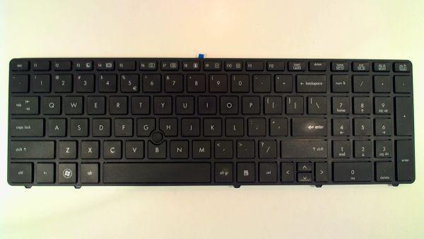 Tastatur für HP Elitebook 55011LC00-035-G Notebook Keyboard - gebraucht Artikel -
