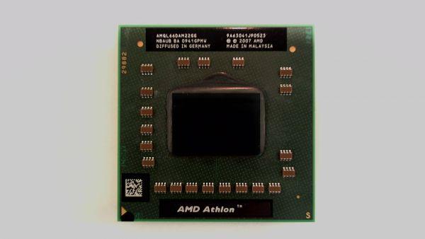 CPU für HP Compaq 615 AMD Athlon 64 X2 QL-66 AMQL66DAM22GG Prozessor Mobile Notebook