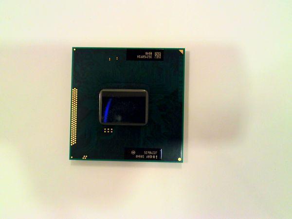 CPU für Toshiba Satellite C660-29U Intel Core i3-2310M SR04R Prozessor Mobile Notebook