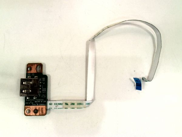 USB Board Platine Karte Notebook I/O Board für Acer Aspire E5-573 DA0ZRTTB6D0 - gebraucht Artikel -