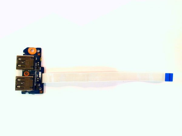 USB Board Platine Karte Notebook Buchse für HP ProBook 4330s - gebraucht Artikel-