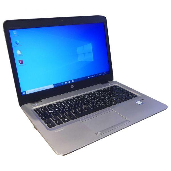 """HP EliteBook 840 G3 Notebook Intel Core(TM) i5-6300U CPU@2.40GHz 14"""" 512GB 8GB Win 10 Pro gebraucht"""