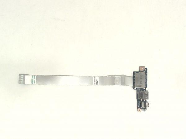 USB Board Platine Karte Notebook Buchse für Lenovo Ideapad 500-15ISK - gebraucht Artikel -
