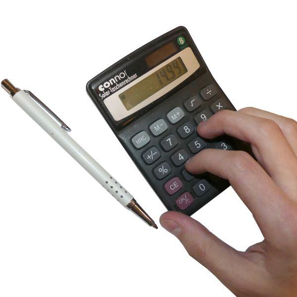 Kostenvoranschlag für iPhone