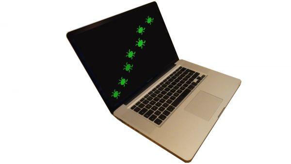 Virencheck und -beseitigung für MacBook