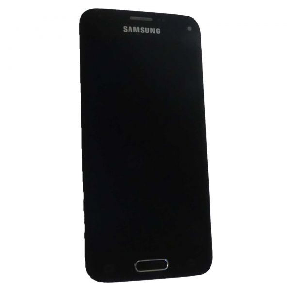 Samsung Galaxy S5 mini Display Kompletteinheit SCHWARZ inkl. LCD+Touchscreen SM-G800