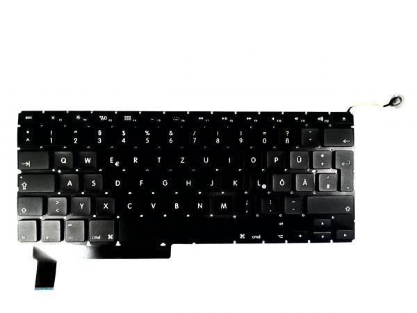 Tastatur / Keyboard MacBook Pro A1286 Tastatur deutsch 2009 2010 2011 mit Backlight