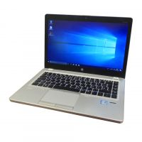"HP EliteBook Folio 9470m Intel i5-3437U 1.90GHz 14"" 4GB 180GB Windows 10 Pro gebraucht"