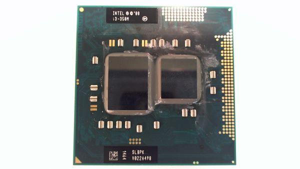 CPU für HP ProBook 4720s Intel Core i3-350M Dual-Core SLBPK Prozessor Mobile Notebook