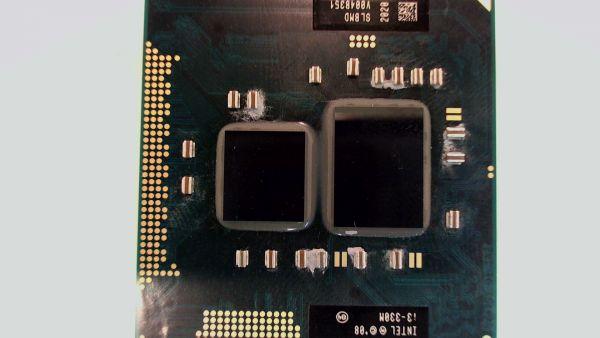 CPU für Notebook Intel Core i3-330M SLBMD Prozessor Mobile Notebook