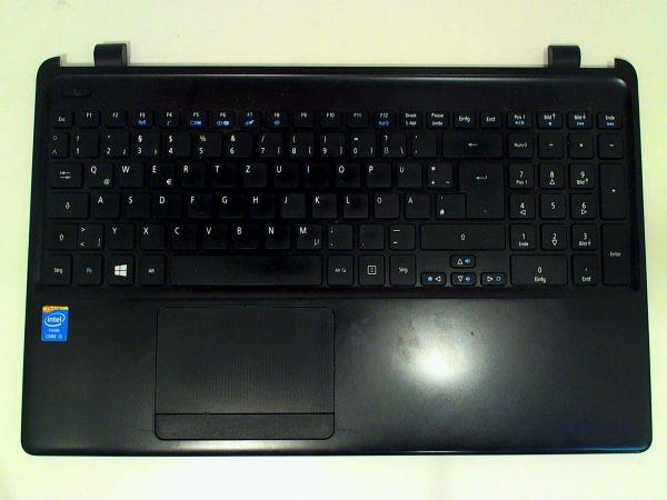 Tastatur für Acer Aspire R7-572G-54208G75ass Keyboard inkl. Topcase DE (deutsch) FA0VR000800-2