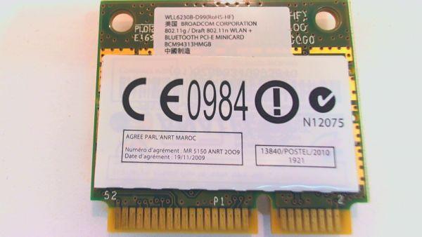 Wireless Adapter Notebook WLAN Modul Samsung QX310 Broadcom WLL6230B-D99 – gebraucht Artikel -