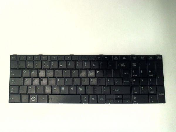 Tastatur für SATELLITE C855-1W7 Notebook Keyboard