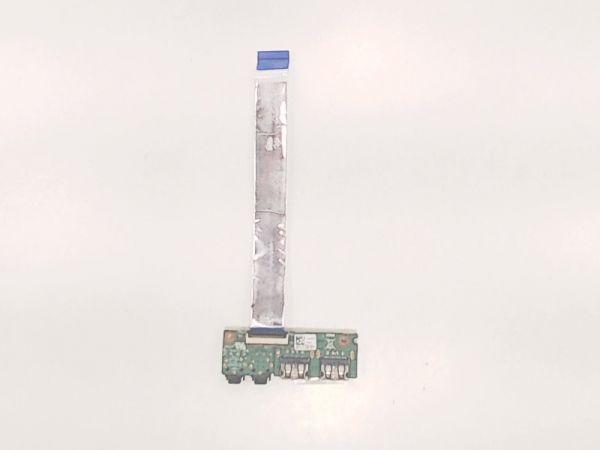 USB Board Platine Karte Notebook Buchse für Asus K53S - gebraucht Artikel -
