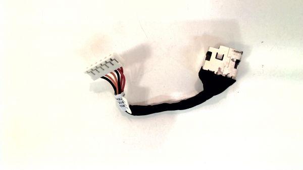 DC Buchse für HP Compaq Presario CQ60-100EG Notebook Netzteilbuchse Strombuchse Jack