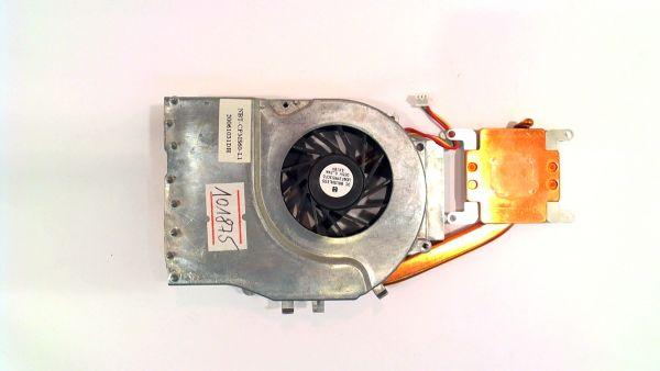 CPU Kühler für Sony Vaio VGN-C1 UDQF2PR53CF0 Notebook Lüfter FAN