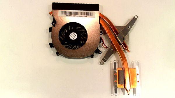 CPU Kühler für Sony PCG-71213M 300-0001-1276 Notebook Lüfter FAN