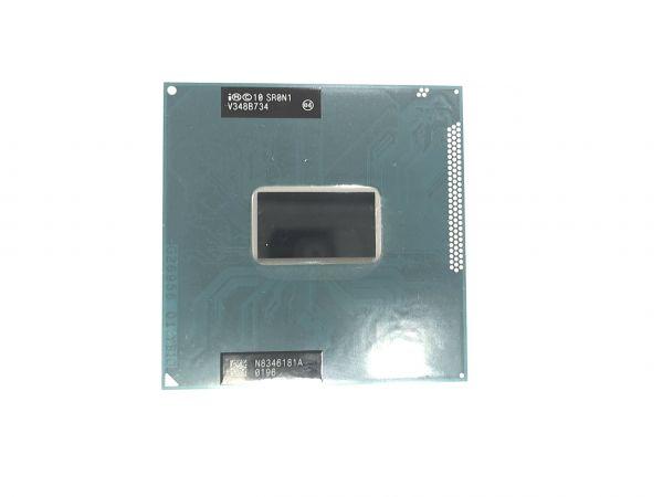 CPU für Notebook Intel Core i3-3110M 2x 2,40 GHz Dual-Core Prozessor SR0N1