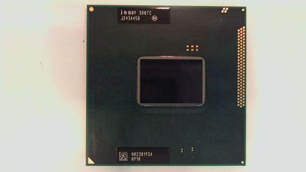 CPU für Samsung NP300E5C Intel Core i3-2328M SR0TC Prozessor Mobile Notebook