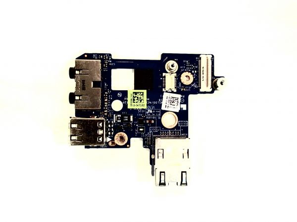 USB Board Platine Karte Notebook Buchse für Dell Latitude E6410 - gebraucht Artikel -