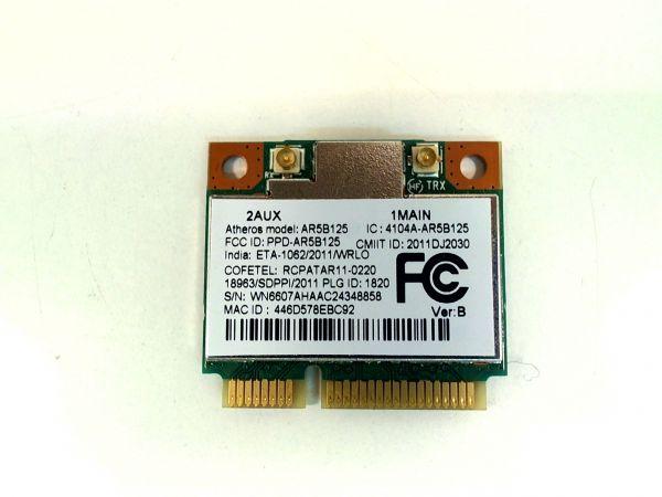 Wireless Adapter Notebook WLAN Modul für Packard Bell Easynote Q5WT6