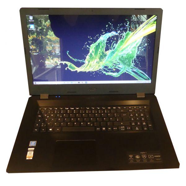 "Acer Aspire 3 A317-32-P7MP, Intel Pentium, 17,3"" Display, 8GB, SSD 256GB,Windows 10 Home (NEU)"