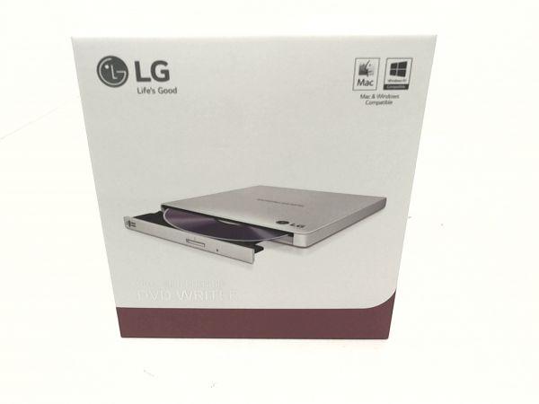 LG externes DVD Laufwerk DVD-Brenner 8x DVD±R slim GP57EW40