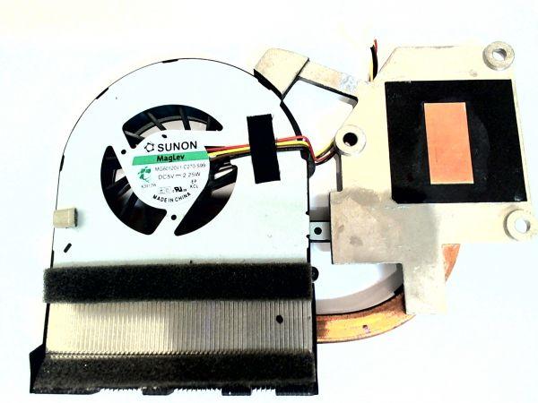 CPU Kühler für Lenovo G500-20236 AT0Y7003SC0 Notebook Lüfter FAN