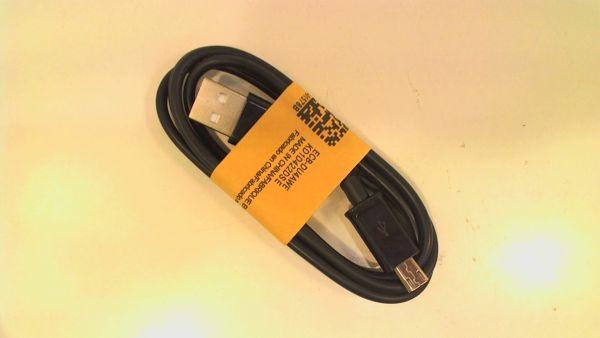 USB 2.0 Kabel A->Micro B, 3m S/S USB 2.0 Schwarz