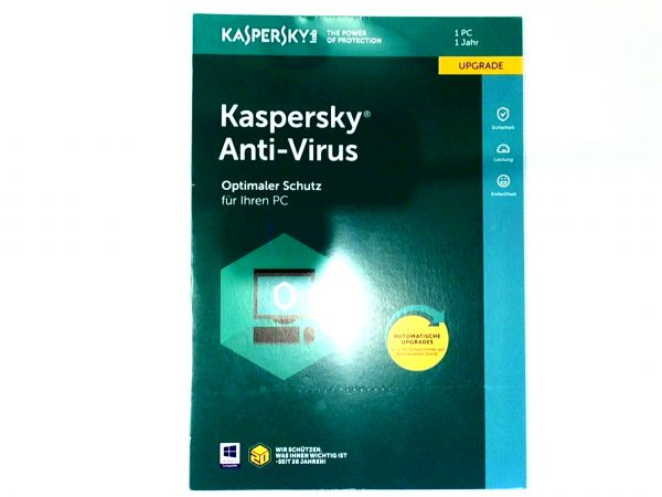 Kaspersky Anti Virus Upgrade FFP