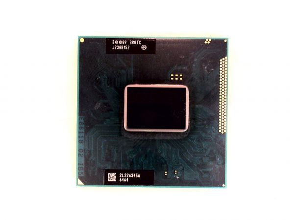 CPU für SATELLITE C850-1CE Intel Core i3-2328M SR0TC Prozessor Mobile Notebook