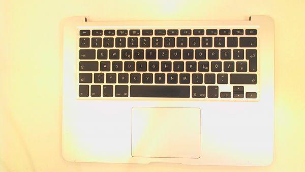 Tastatur für Apple MacBook Air A1466 (Mitte 2012) Keyboard inkl. Topcase DE (deutsch)